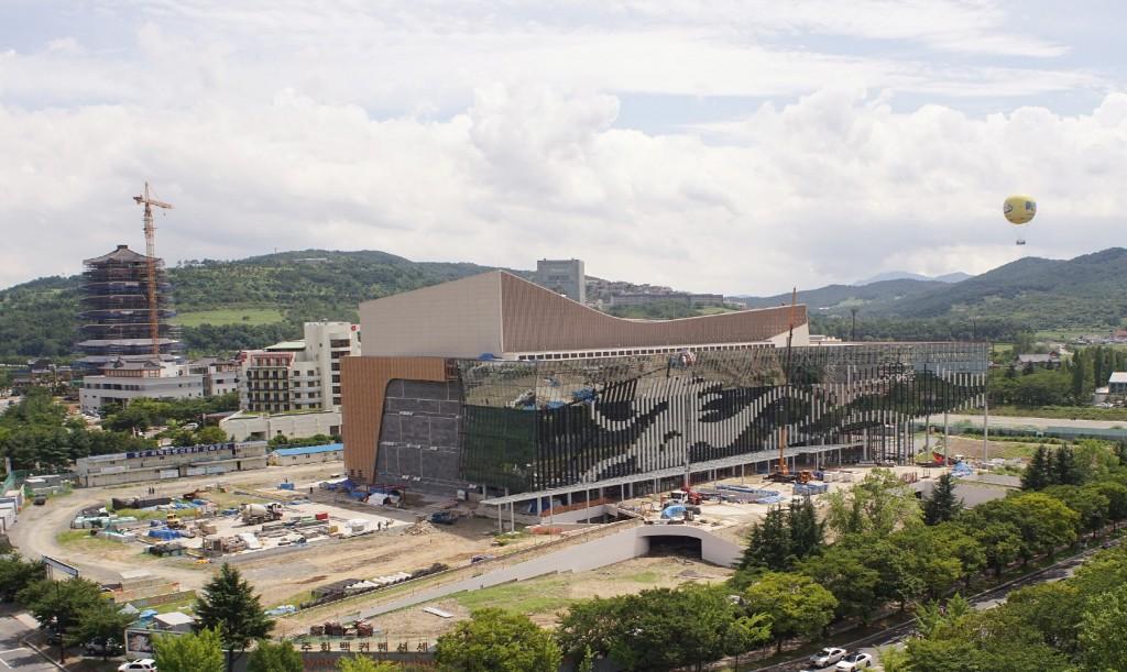 1.화백컨벤션센터 전경